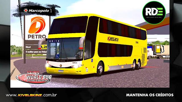 PARADISO G6 1800 DD - VIAÇÃO KAISSARA