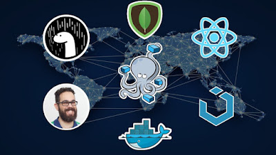 Master Deno, React, Mongo, NGINX running with Docker-Compose