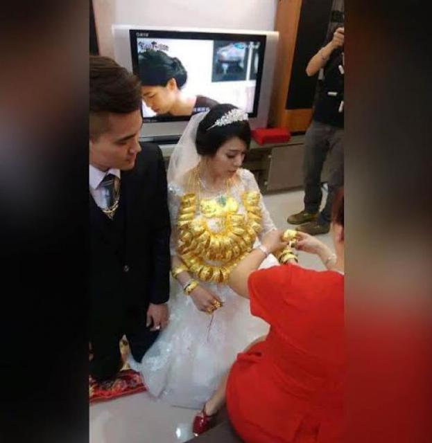 TKW Ini Bernasib Baik Dinikahi Majikannya Dengan Mahar Emas Segudang