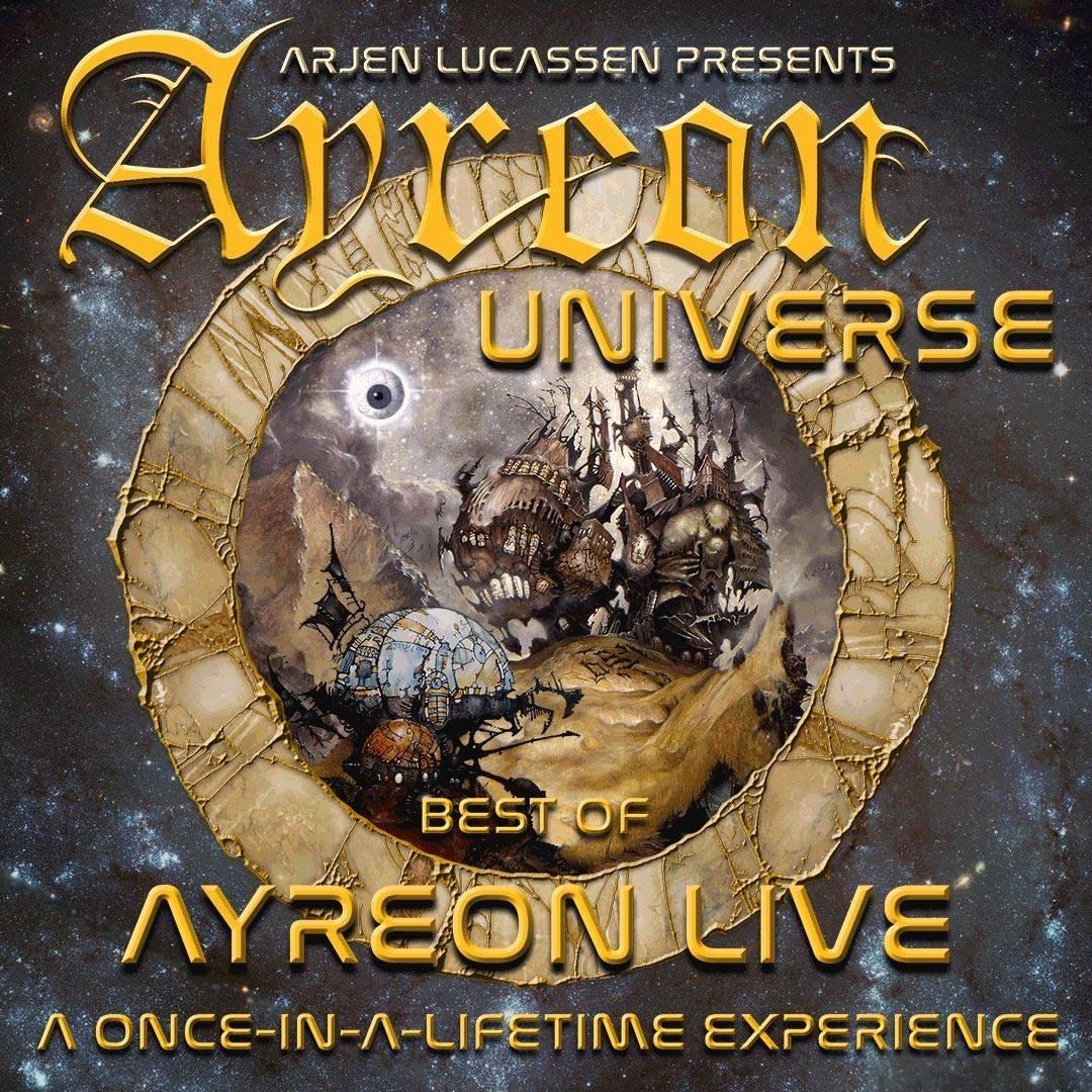 Ayreon Universe. Image source: arjenlucassen.com.