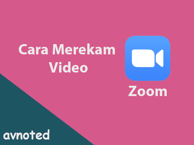 Tutorial Cara Merekam Video Di Aplikasi Zoom Cloud Meeting, Lengkap 2020