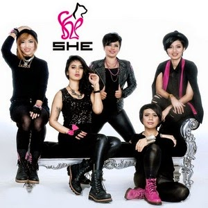 SHE - Don't Give Up
