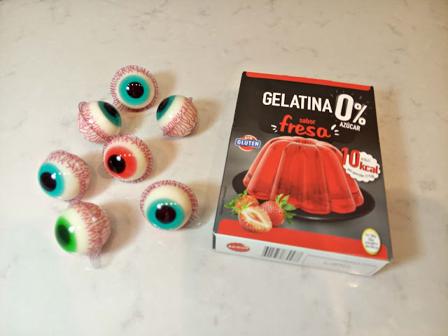 Ingredientes-gelatina-con-ojos-halloween