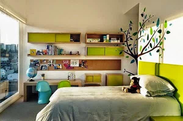 decorating bedroom for child girls