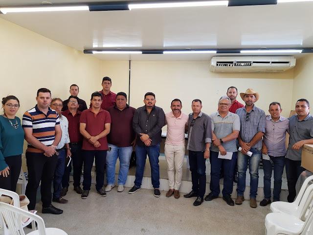 Prefeito de São João do Tigre anuncia implantação de 85 cisternas de placa no município
