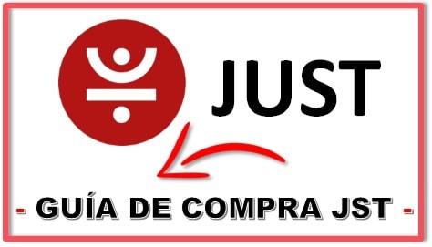 Cómo Comprar JUST (JST)  Criptomoneda Guía Actualizada Completa