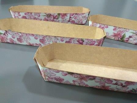 Caja para hilos de bordar