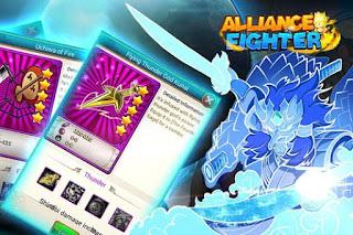 Alliance Fighter Mod Apk