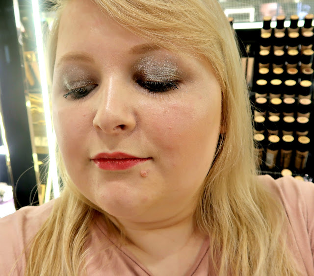 Danielle Levy, YSL, YSL Liverpool, Fred Letailleur, Harvey Nics Beauty Bazaar, beauty blogger, Liverpool blogger, Wirral blogger,
