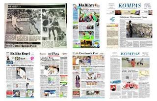 contoh koran