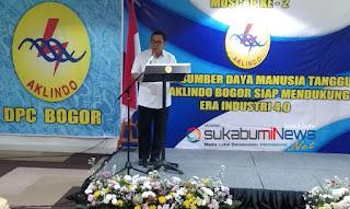 *Kadis Kominfo Kabupaten Bogor*