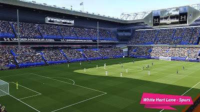 PES 2021 Stadium White Hart Lane