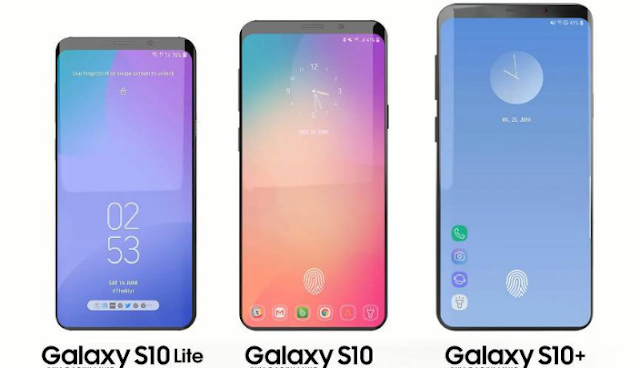 Galaxy S10 E: That's What The 'Lite' Galaxy S10 Will Be Called