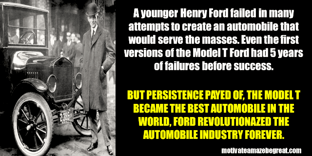 Success Stories From Famous People Who Failed Before Succeeding: Henry Ford