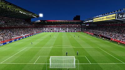 PES 2020 Stadium El Molinón ( With Enlighten )