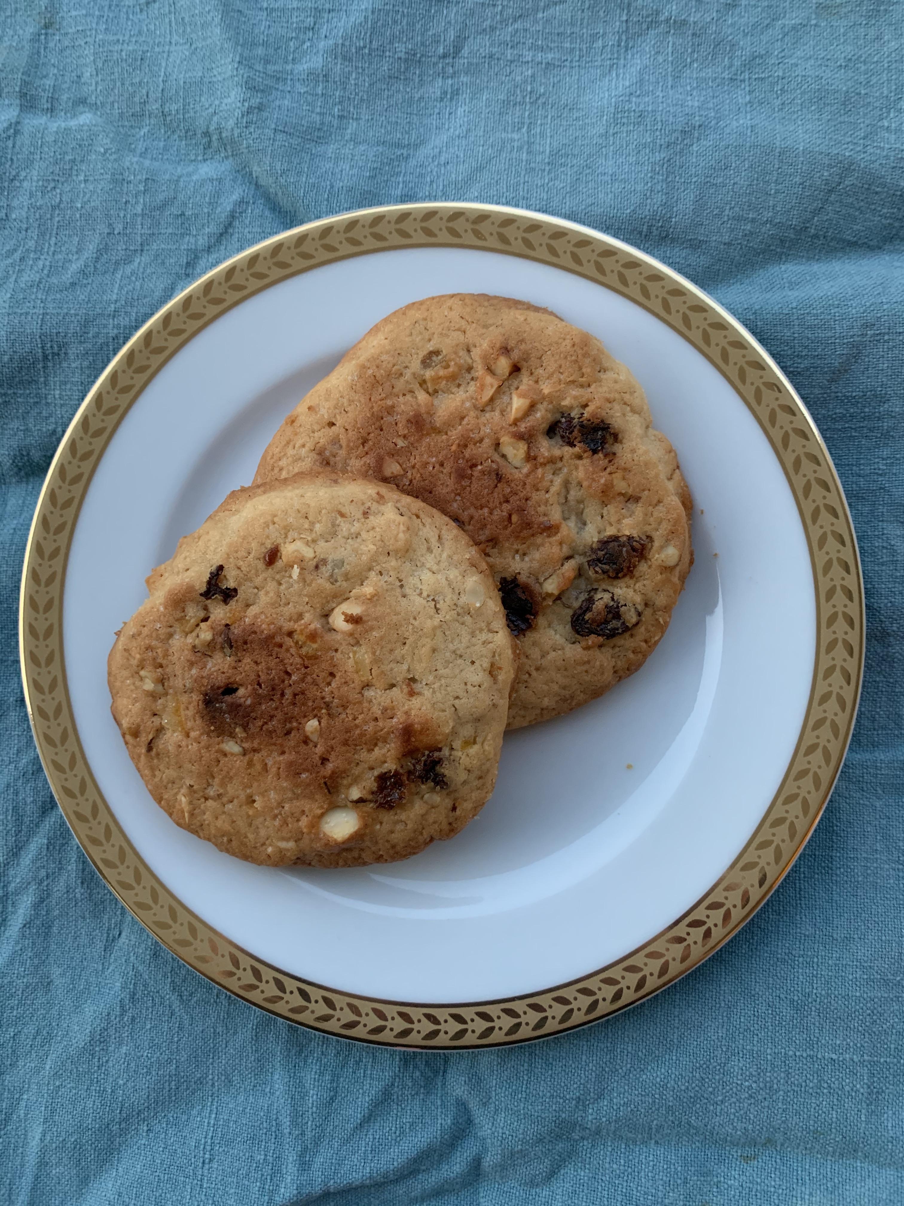 Pasqualini ai canditi – włoskie ciasteczka