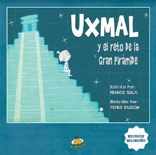 Resultado de imagen para uxmal y la gran piramide franco soldi