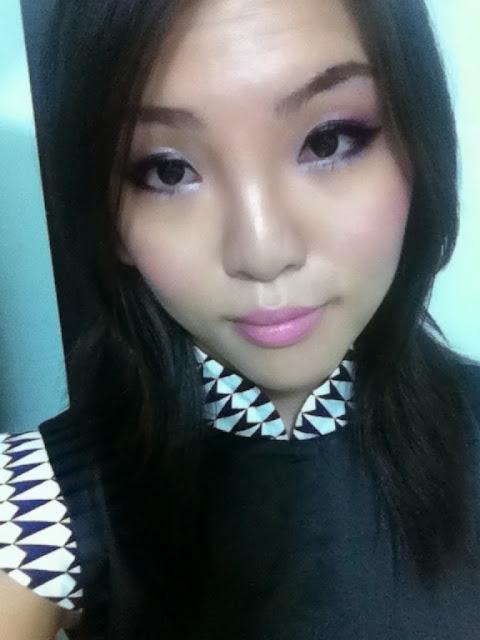 make up ala korea