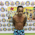 PM cumpre mandado de prisão no bairro da Vitória e prende acusado de estrupar as filhas