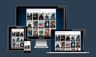 Template Bluuray Blog Movie Gratis