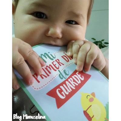 primer dia de guardería bebés mamás primeras veces blog mimuselina