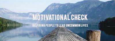 Motivational check