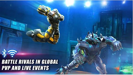 Download Real Steel World Robot Boxing MOD APK 45.45.116 (Unlimited Money) For Android 2