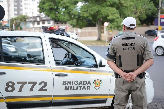 Brigada Militar realiza operação para combater roubo de veículos e pedestres em Cachoeirinha