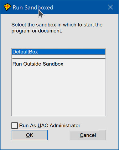 تحميل برنامج Sandboxie مجاناً لجميع اصدارات ويندوز 10