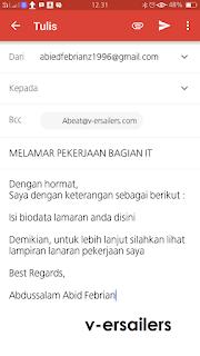 Cara mengirim lamaran pekerjaan ke banyak perusahaan sekaligus, Bom email cara lamaran contoh melamar lowongan info email kirim daftar mengirim cv kerja membuat tata tips ngelamar lampiran buat berkas surat pekerjaan via lewat menulis online untuk melalui