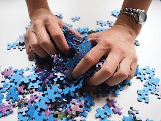 Permainan belajar untuk anak puzzle