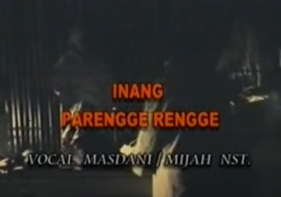 Lirik Lagu Tapsel Mandailing Masdani - Parengge- rengge