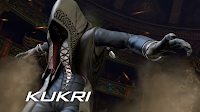 Kukri per The King Of Fighters XIV