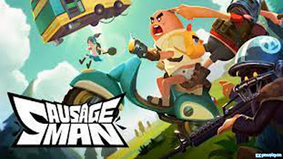 Sausage Man Review - Can be played in the emulator