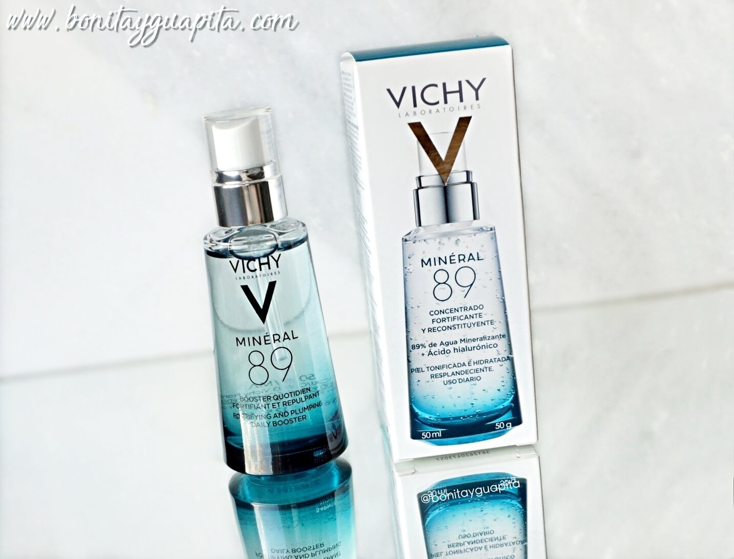 vichy mineral 89 reseña