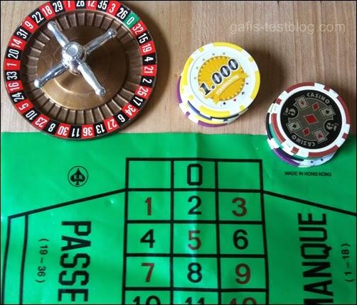 Simple blackjack game