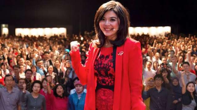 Merry Riana – Motivator Wanita No 1 Asia