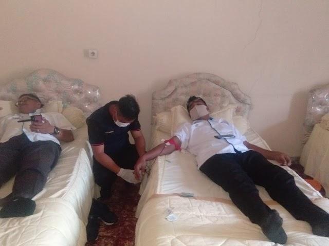 Program Donor Darah PMI Dan Pabatu Group