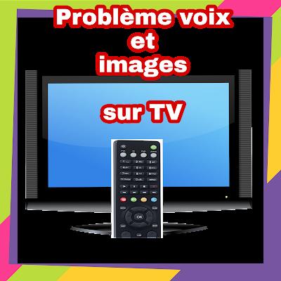 Comment résoudre le problème du retard du son de la télévision de l'image