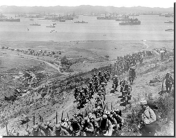 Gallipoli the anzac legend essay example