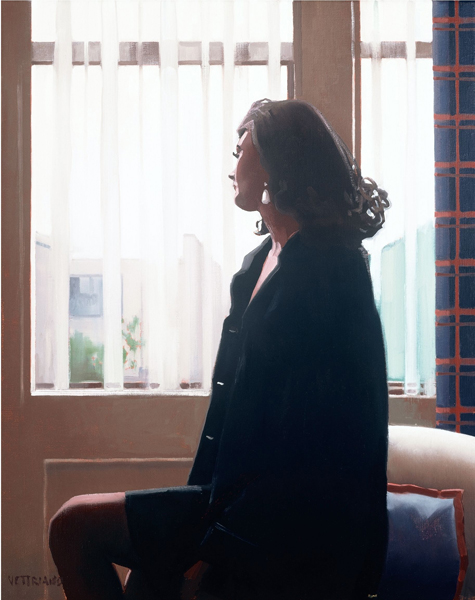 Pensando em Você - Jack Vettriano e suas pinturas cheias de encontros íntimos