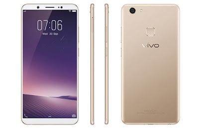 Harga hp Vivo V7 Plus baru, Harga hp Vivo V7 Plus second