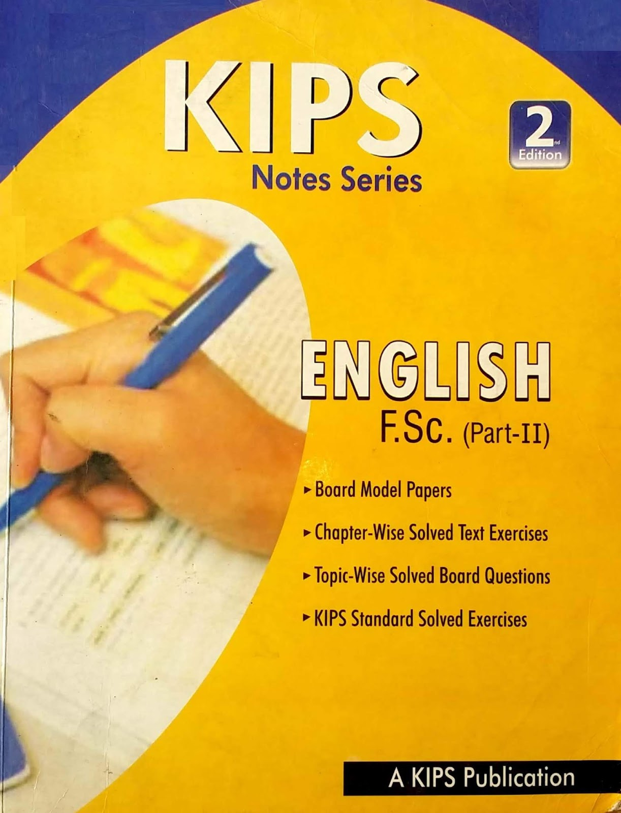 Kips 2nd Year English notes : Lesson 1-5 - TaleemCity | Best