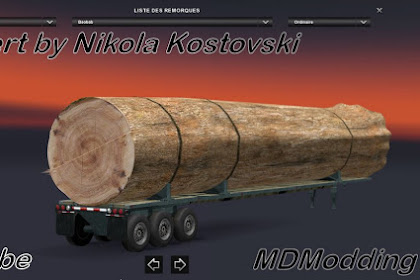 Baobab Trailer ETS2