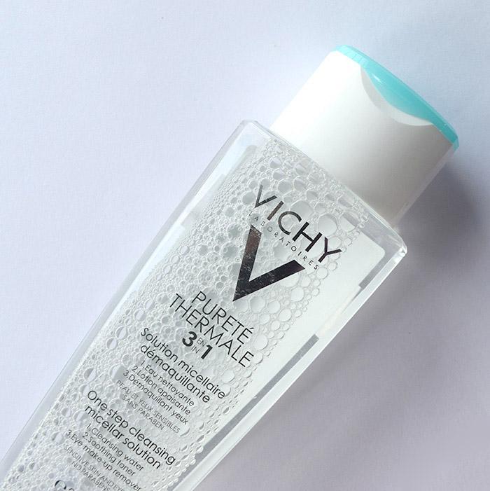 Vichy Pureté Thermale 3-in-1 đem lại cảm giác sảng khoái khi sử dụng
