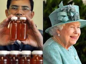 Hadi Pranoto Klaim Kirim 5.000 Botol Obat COVID-19 ke Ratu Elizabeth