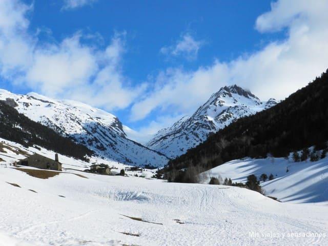 Valle de Incles, El Tarter, Andorra