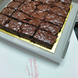 Kedai Kek Sedap DI Puchong: Brownies, Cream Puffs, Roti Jala, Cheese Tart