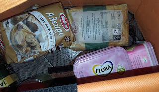flour and Flora on offer at Metro in Cyprus