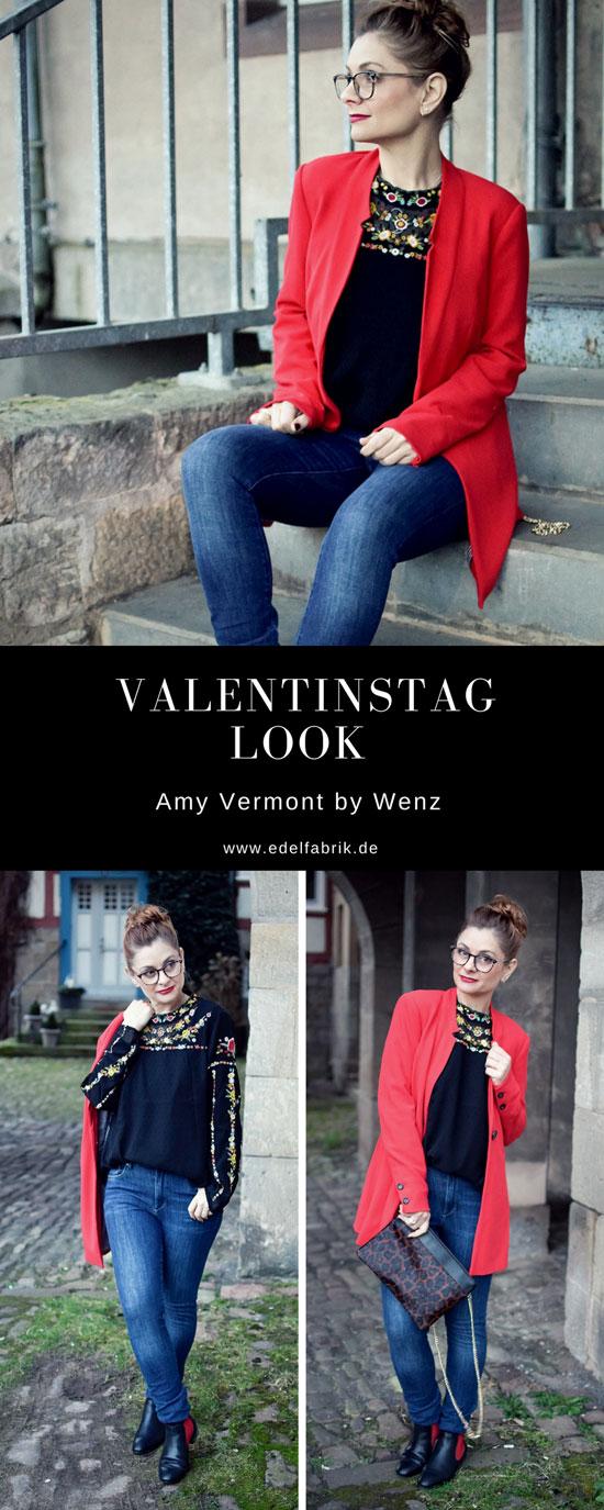 Ü40 Modeblog für Frauen, Outfitinspiration für den Valentinstag